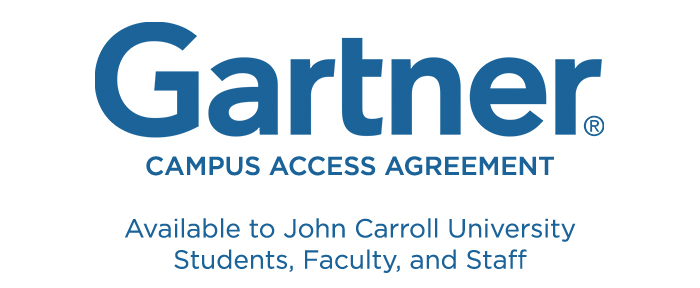gartner  campus agreement image with text