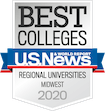 Best Colleges US News Regional Universities Midwest 2020