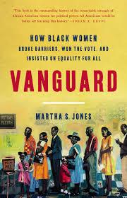 Vanguard Book Cover
