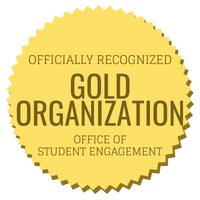 gold org recognition stamp