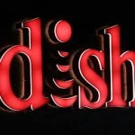 Image with the logo that reads dish