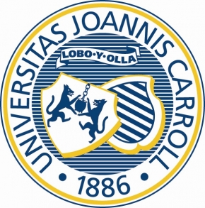 universitas joannis carroll logo