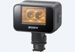 Sony LED Video and Infrared Light