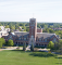 image of JCU campus from above - mobile version