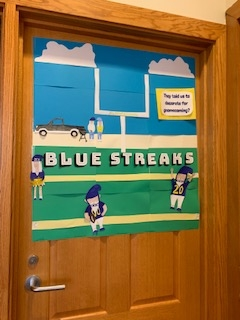 Institutional Effectiveness Door Decoration Contest