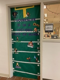 Residence Life Door Decorating Contest