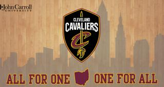 Cleveland Cavaliers - All for one | One For All