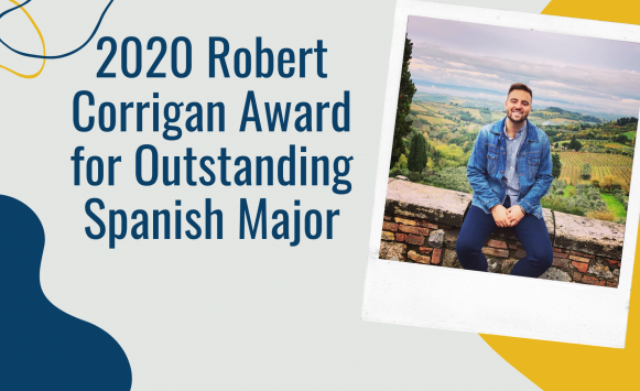 2020 Corrigan Award in Spanish