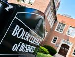 Boler College of Business building