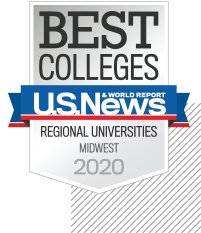 best colleges US news badge